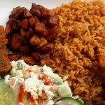 Party Food (rice Option) Attribute