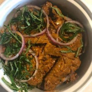 chicken nkwobi